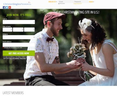 List of christian dating sites in usa