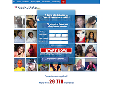 dating site called flirt